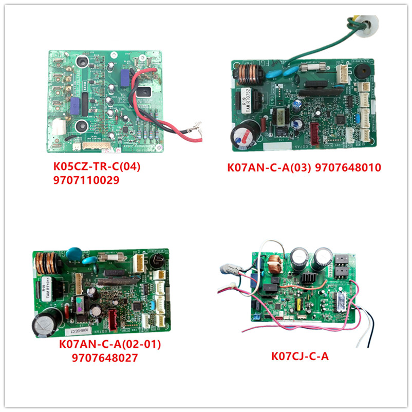 K07AN-C-A(02-01) (03) 9707648027/9707648010/K07CJ-C-A(01-05) 9707709018/K05CZ-TR-C(04) 9707110029 K05CU-C-A(03)