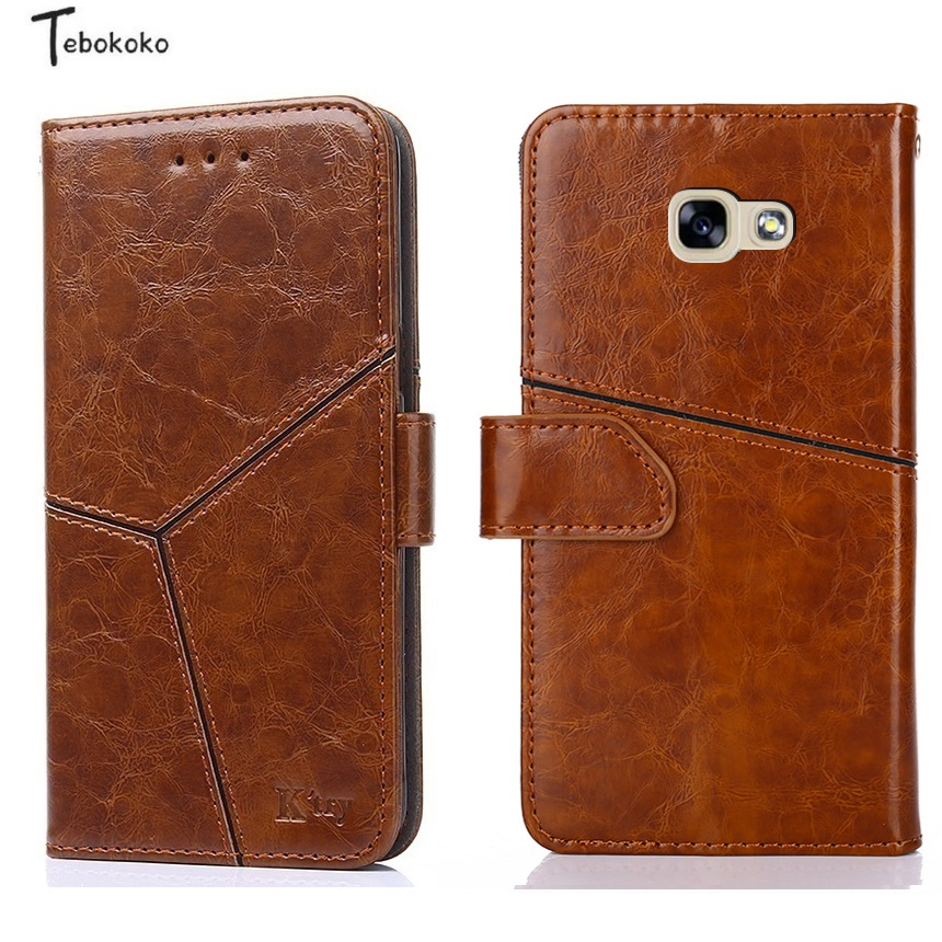 Phone Case for Samsung Galaxy A5 2017 A520 Cover Shell Card Slot Wallet Leather Case for Samsung Galaxy A5 2017 A520 Cover Back