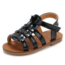 Summer Baby Girl Sandals Princess Shoes Fashion Beach Casual non-slip Soft Bottom Toddler Size 21-30