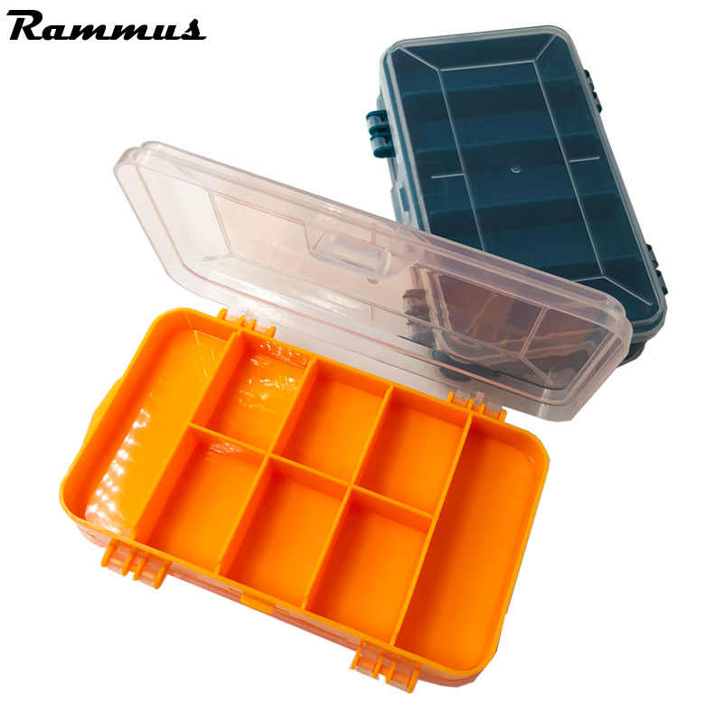 Jewelry Mini Accessories Box Electronic Parts Case for Beads Tiny Screws
