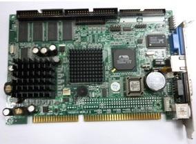IPC ISA Board For FB2501 Industrial motherboard Half-Size CPU Card