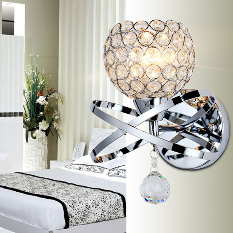 Lamps & Shades Led Lamps European Modern Crystal Led Table Lamp Bedroom Bed Modern Minimalist Living Room Luxury Decorative Lights Desk Lamps