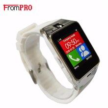 FROMPRO G8 Android Tarjeta SIM Reloj Inteligente Reloj Bluetooth Smartwatch Impermeable Usable Dispositivos GSM Conector Montre Reloj Movil