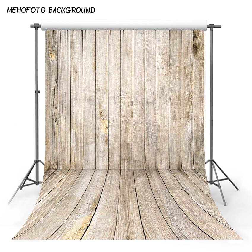 5X7ft Wooden Board Wallpaper Children Baby Photography Background Vinyl Background for Photo Studio Gallery Backdrops Floor-313 5x7ft thin vinyl fabric computer printed photography background wood floor photo backdrops for photo studio fotografia 176