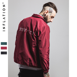 Inflation new mens high quality windbreaker coachs jackets brand clothing outerwear hip hop coats.jpg 250x250