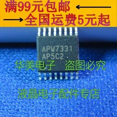 1pcs/lot APW7331 7331 TSSOP-16 In Stock