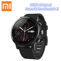 Huami Amazfit Smartwatch 2 Running Xiaomi Watch GPS Xiaomi Chip Alipay Payment Bluetooth 4 2 Bidirectional