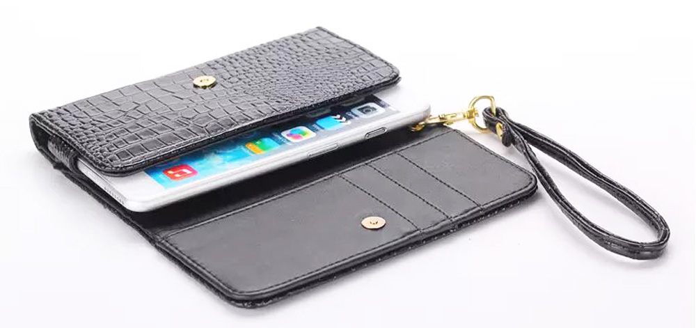 Lady Hand Strap Synthetic Mobile Phone Leather Case Card Wallet Pouch Bags For Samsung Galaxy Grand Prime,Galaxy A7 A700F,E7