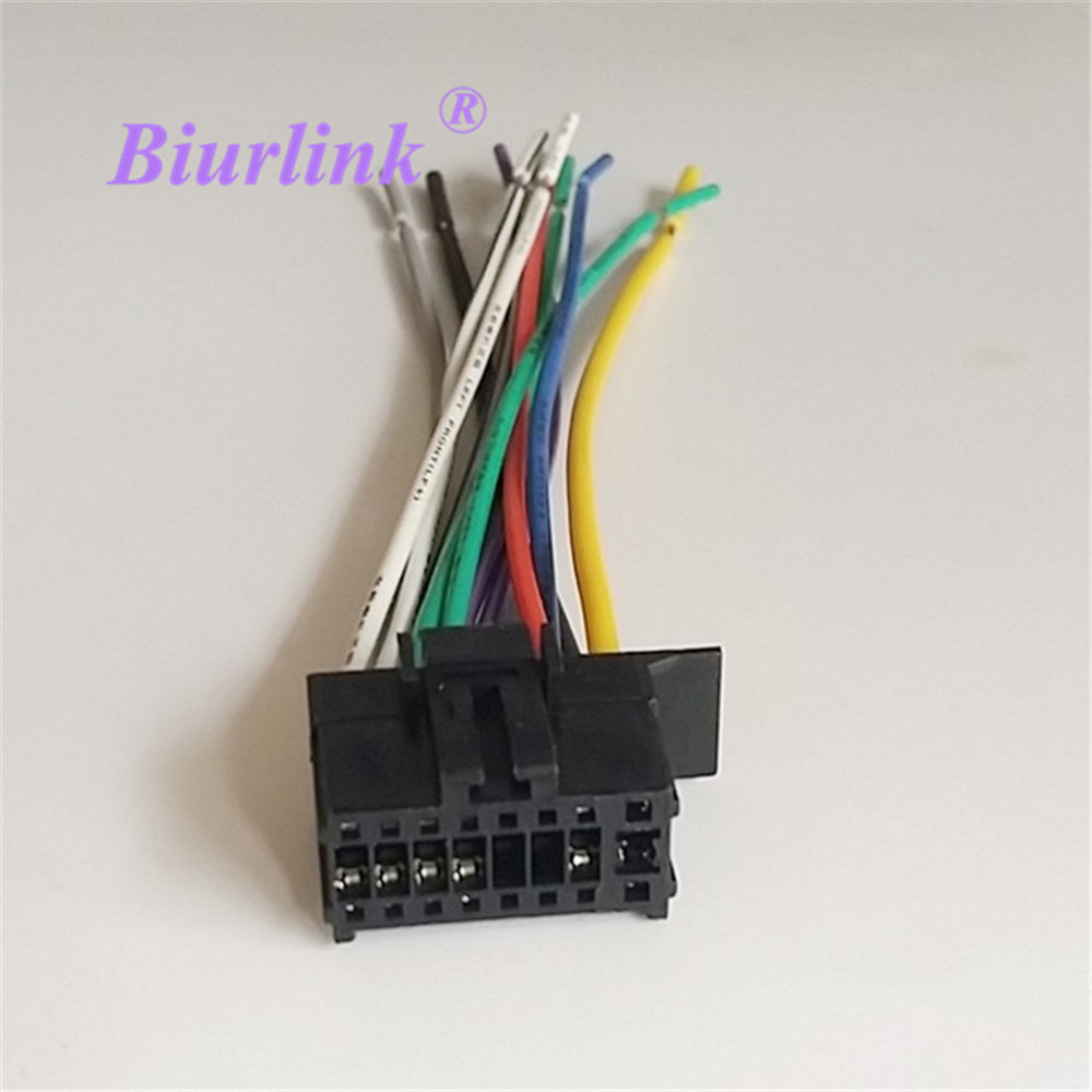 Car Radio Stereo Wire Harness Plug Cable for Pioneer 2350 Nibbler