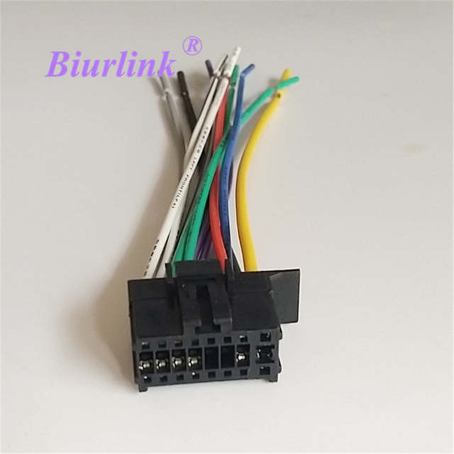 Car Radio Stereo Wire Harness Plug Cable for Pioneer 2350_640x640q70 pioneer wiring harness all wiring diagram