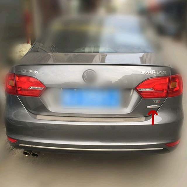 opel trim cover mokka rear accessories lid buick vauxhall for encore hatch tailgate trunk item