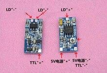 635nm 650nm 808nm 980nm TTL Лазерный Диод Водитель Борту Привод 5 В Поставка 50-300ма