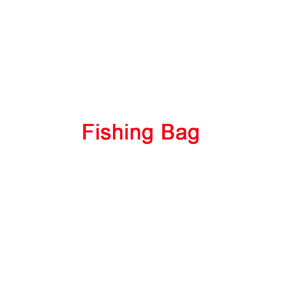 Fishing Bag For Free Shiping