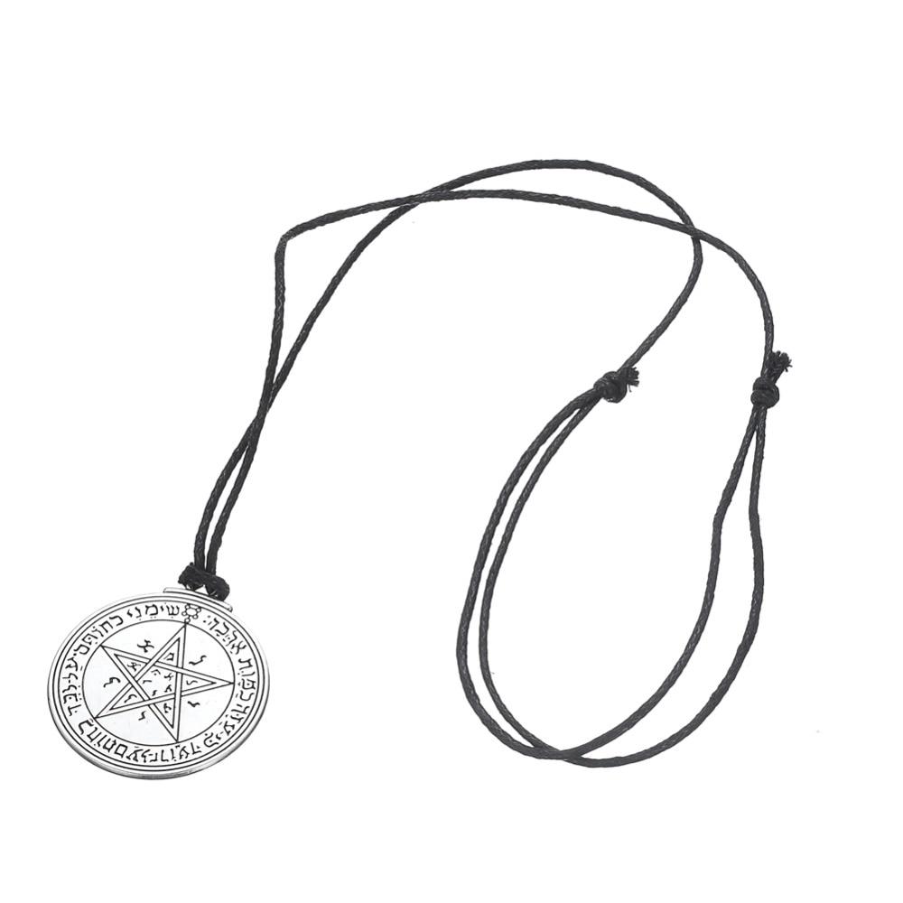 Dawapara Talisman von Venus Love Pentacle Key von Solomon Wicca - Modeschmuck - Foto 2