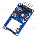 Micro SD Storage Board TF Card Reader Memory Shield Module SPI Port Adapter for Arduino