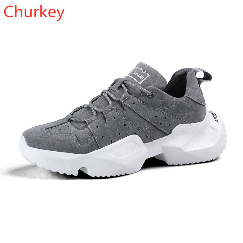 Men Sports Shoes Casual Hiking Training Autumn Outdoor