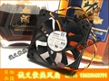 Free Delivery.8015 8CM hydraulic bearing 12V0.40A large air volume fan PV801512MSPF0A 80x80x15mm