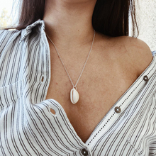 HOMOD New Bohemian Cowrie Conch Beach Shell Pendant Necklace For Women Fashion Ocean Sea Necklaces Boho Jewelry
