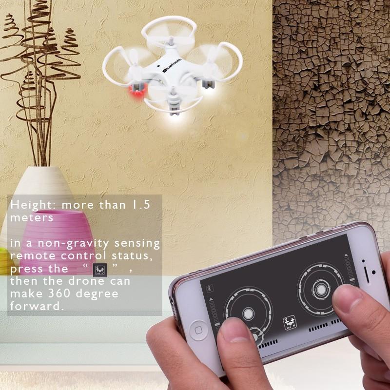 Drone cadeau quadrirotor pour 7