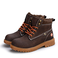 New Snow Winter top leather martin Boots for kids...