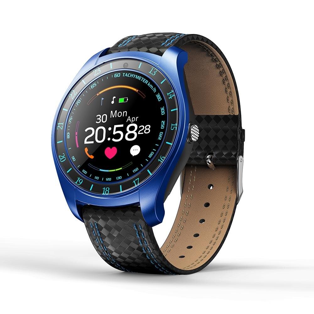 For XiaoMi Redmi 5A 4X S2 Note 5 4 4X 3 2 C4 Bluetooth Smart Watch Phone Pedometer Heart Rate Monitor SIM Card Sport Smartwatch