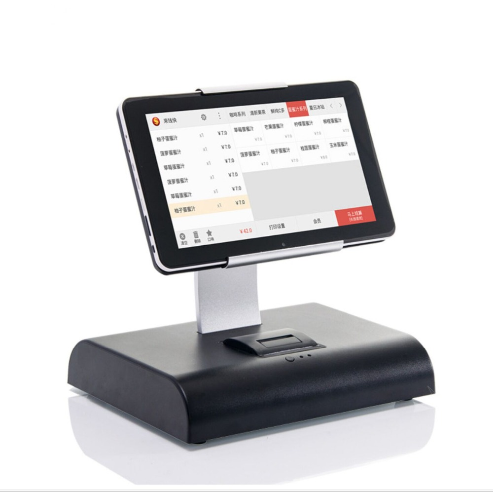 10 Inch Cash Register/pos System/pos Machine With Touch Screen
