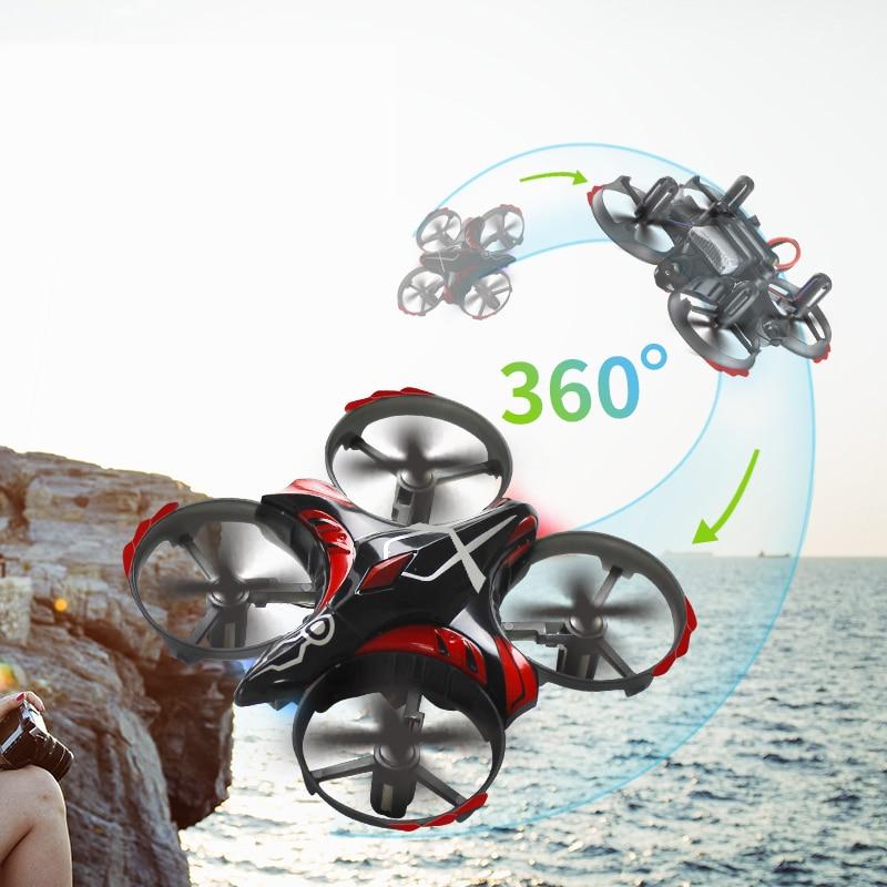 مقطوعة RC Dron Quadrocopter 9