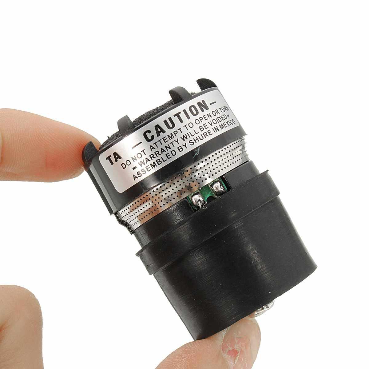 LEORY マイクカートリッジダイナミックマイクコアカプセルは、 Shure のため SM58 有線ワイヤレスマイクの修理