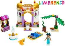 145pcs  Friends Dream Series Building Blocks Exotic Palace Princess Girl Educational toys Compatible Legoe friends