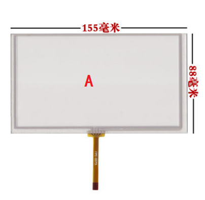 TM062RDH03/02 TM062RDS01 New 6.2 Inch Touch Screen 155*88 HSD062IDW1 A20 A00 155mm*88mm