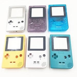 Image 5 - Пластиковый корпус Чехол запасная часть для Nintendo Gameboy Pocket GBP