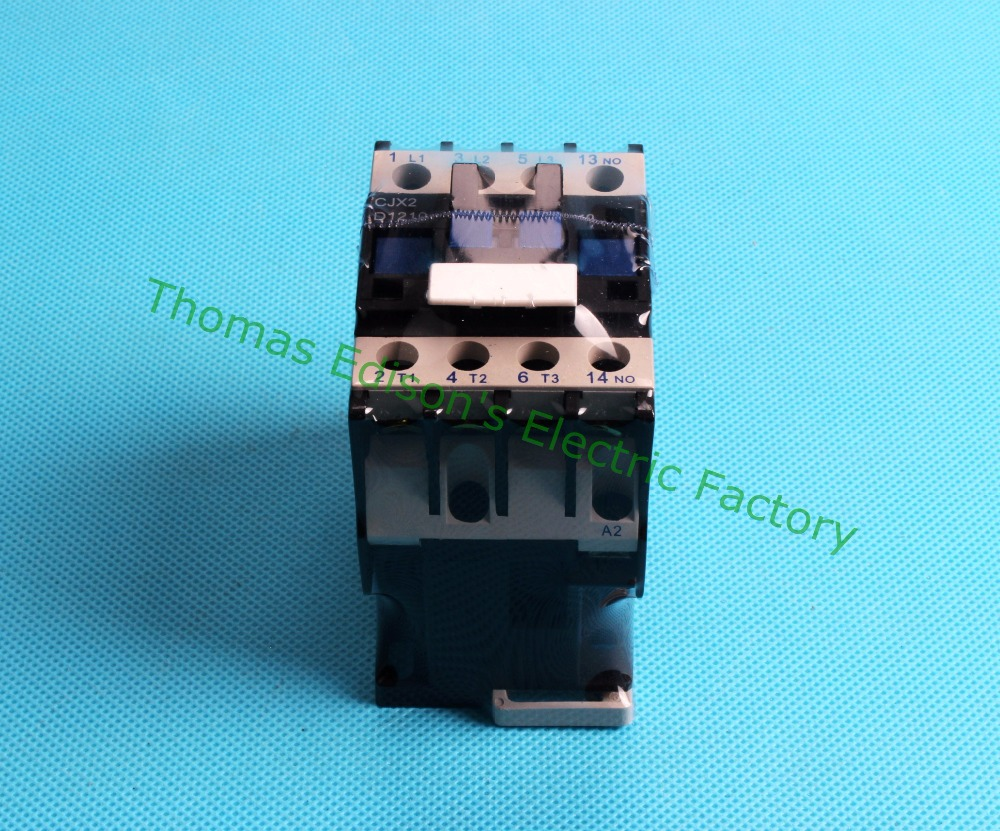 Motor Starter Relay Cjx2 1210 Contactor Ac 12a Voltage