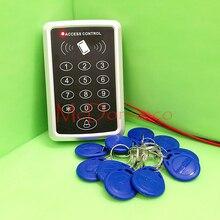 Special Cost Rfid Access Control With 1000 Users 125khz EM Card Door Access Control System Keypad Door Opener Security Door