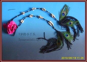 Tribal belly dance headband Belly dance, Tribal, ATS, Fusion, Tribal accessories IH15 фото
