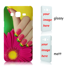 For Samsung galaxy on5 on7 2016 3d plastic sublimation customized for samsung on 5/ 7/ 8 solid case customized Personalized