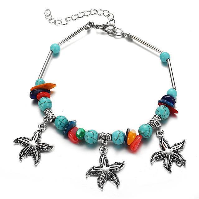 Three Sea Star