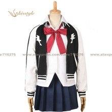 Kisstyle Мода убить ла Matoi новая форма COS одежда косплей костюм, индивидуальные принимаются