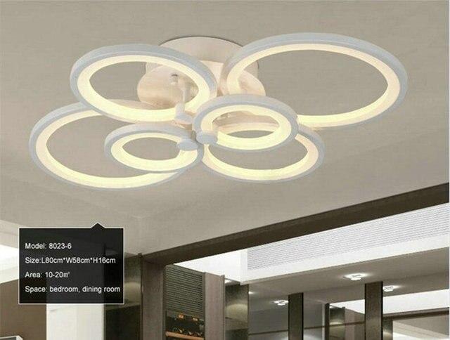 2016 Surface Mounted Modern Led Ceiling Lights For Living Room Light Fixture Indoor Lighting Home Decorative