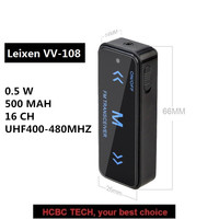 2pcs Mini kids Portable Radio Two Way Radio Ham USB Transceiver UHF400 480MHZ 16CH with Earpieces BF T1 BF T1MINI
