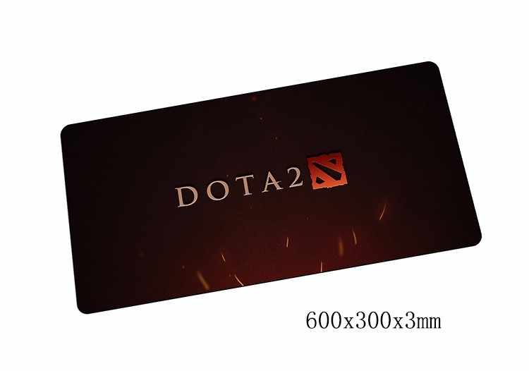 dota 2 mouse pads 600x300x3mm pad to mouse notbook computer mousepad big gaming mousepad gamer to laptop mouse mat