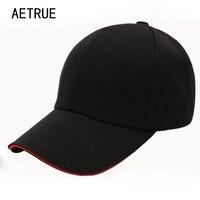 Men Baseball Cap Women Snapback Caps Casquette Hats For Men Plain Blank Bone Solid Gorras Planas Baseball Caps Plain Solid 2017