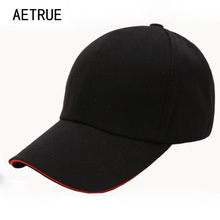 Мужчины бейсболки женщины snapback шапки casquette шляпы для мужчин обычный Пустой Кости Твердые Gorras Planas Бейсболки Равнине Твердых 2017