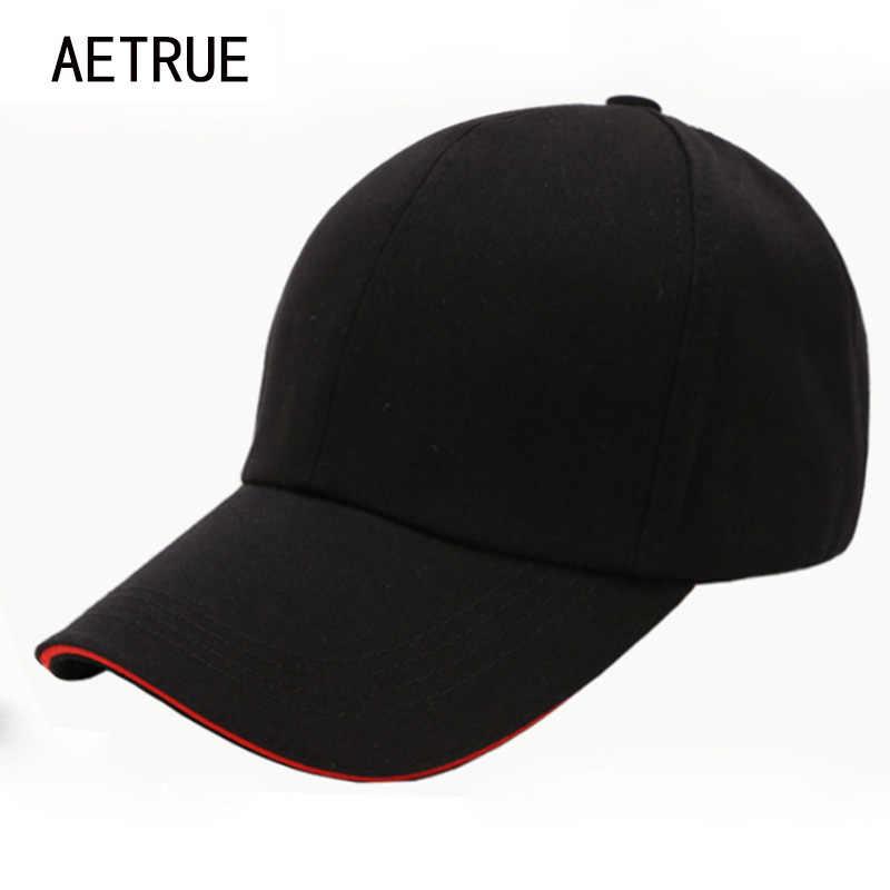 גברים בייסבול כובע נשים Snapback כובעי Casquette כובעי גברים רגיל ריק עצם מוצק Gorras Planas בייסבול כובעי רגיל מוצק 2018