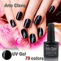 High Quality Arte Clavo Choose Any 1 Color UV Gel Nail Soak Off Color Nail UV Gel Polish Remover