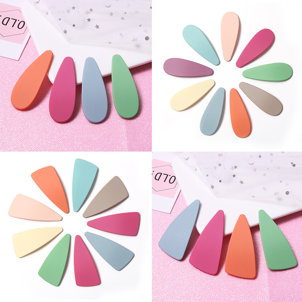 Aliexpresscom  Buy Women Geometric No Slip BB Hair Clips