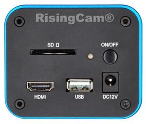 Image 4 - 자동 초점 1080p 60fps 소니 센서 와이파이 HDMI 현미경 카메라 자동 초점 현미경 카메라