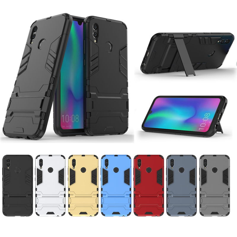 Covers For Honor 10 Lite Case For Honor 10 Light Cover Back Silicone TPU PC Hybrid Luxury Armor Robot Hard Protective Shell SlimCovers For Honor 10 Lite Case For Honor 10 Light Cover Back Silicone TPU PC Hybrid Luxury Armor Robot Hard Protective Shell Slim