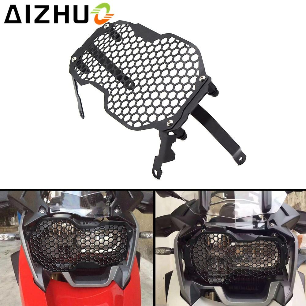 R1200GS font b Motorcycle b font font b Headlight b font Guard Grill Front Lamp Guard
