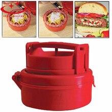 Hamburger Press Mold Red Meat Burger Patty Maker