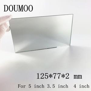 2PCS 125*77*2 mm Mini Projecto